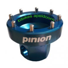 Pinion 6 pins-dop